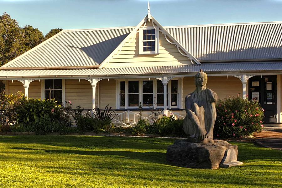Whangarei The Hub heritage centre