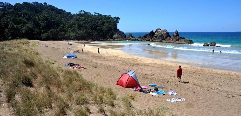 Woolleys bay, New Zealand @buggeritweareoff.com