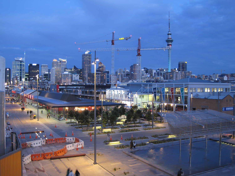 Wynyard Quarter,Auckland,New Zealand @JohnTripperson