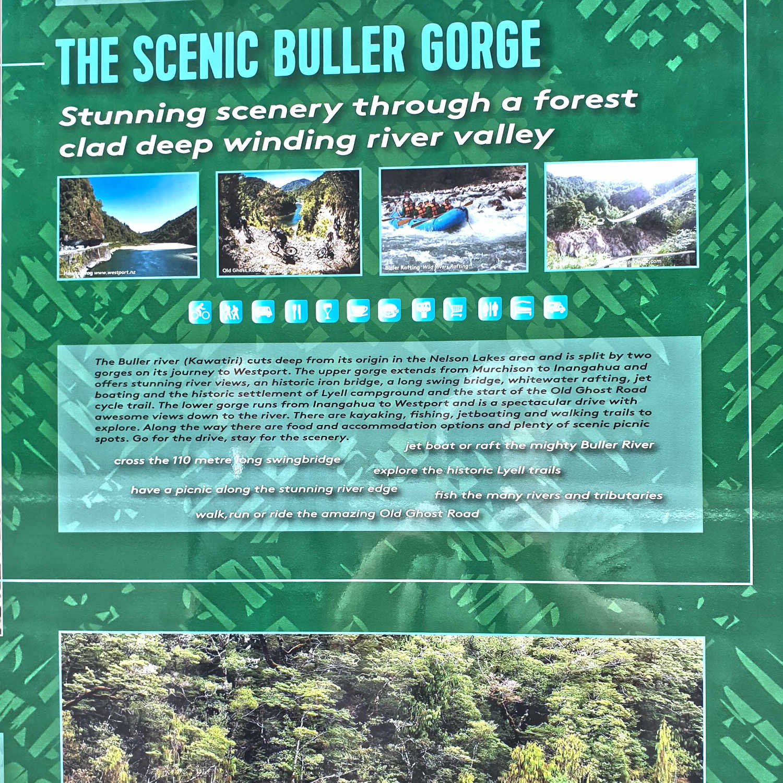 Buller Gorge description