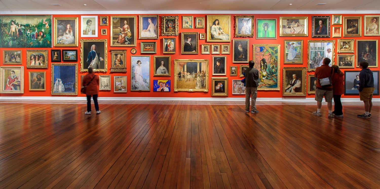 Dunedin art museum,New Zealand @dunedin.art.museum