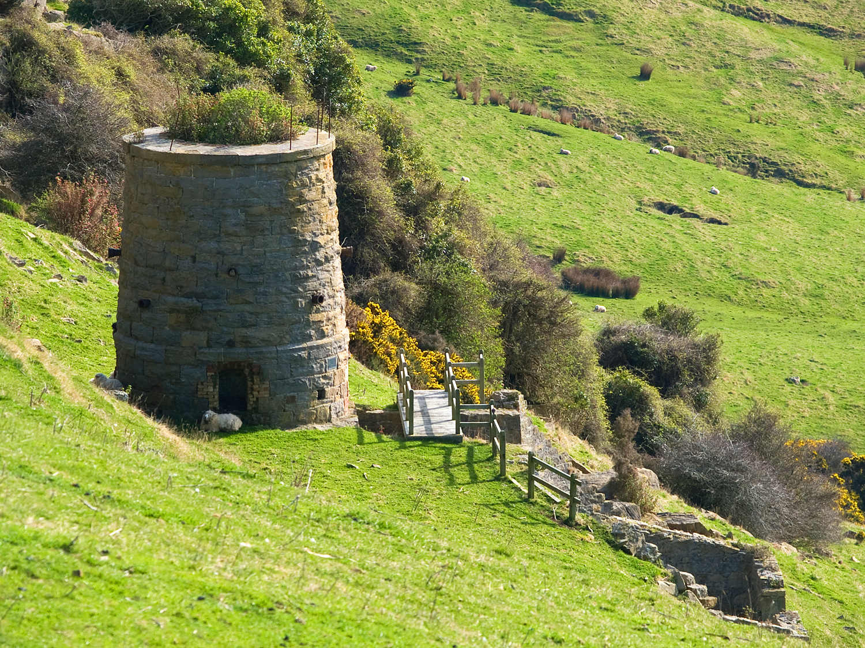 Historic Lime Kilns,New Zealand @Ulrich Lange Bochum Germany