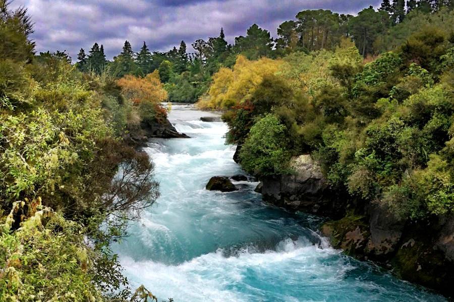Huka Falls Taupo
