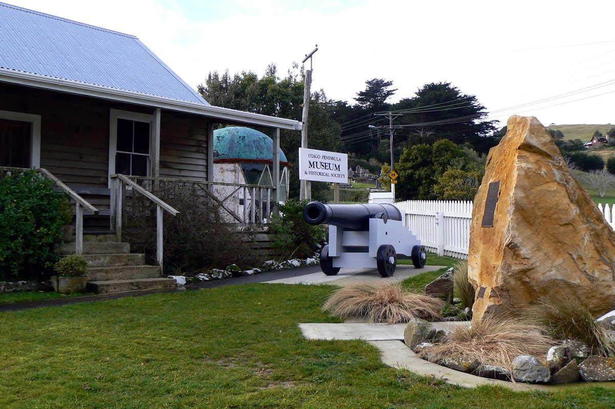 Otago Peninsula Museum,New Zealand @Portobello Community