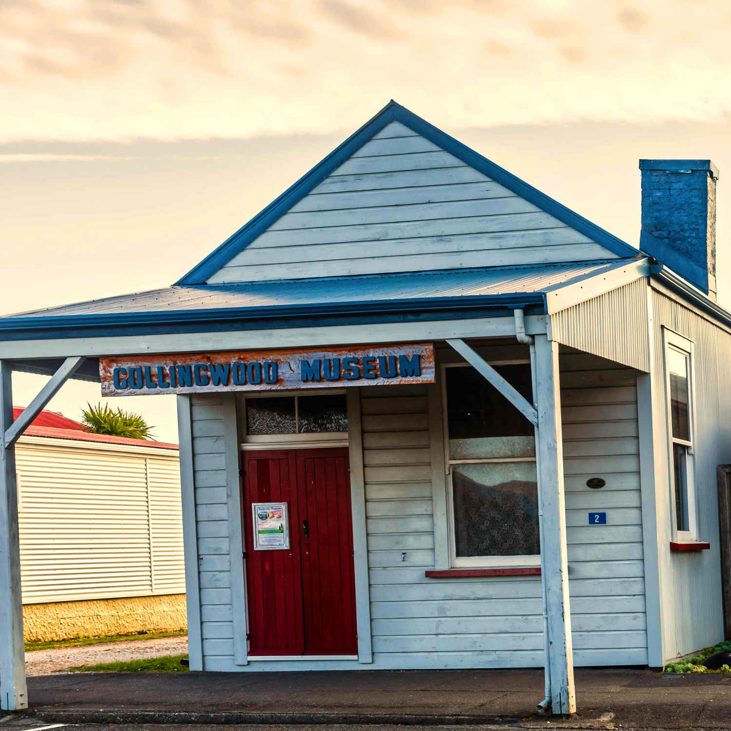 Collingwood Museum and Aorere Centre, Collingwood, New Zealand