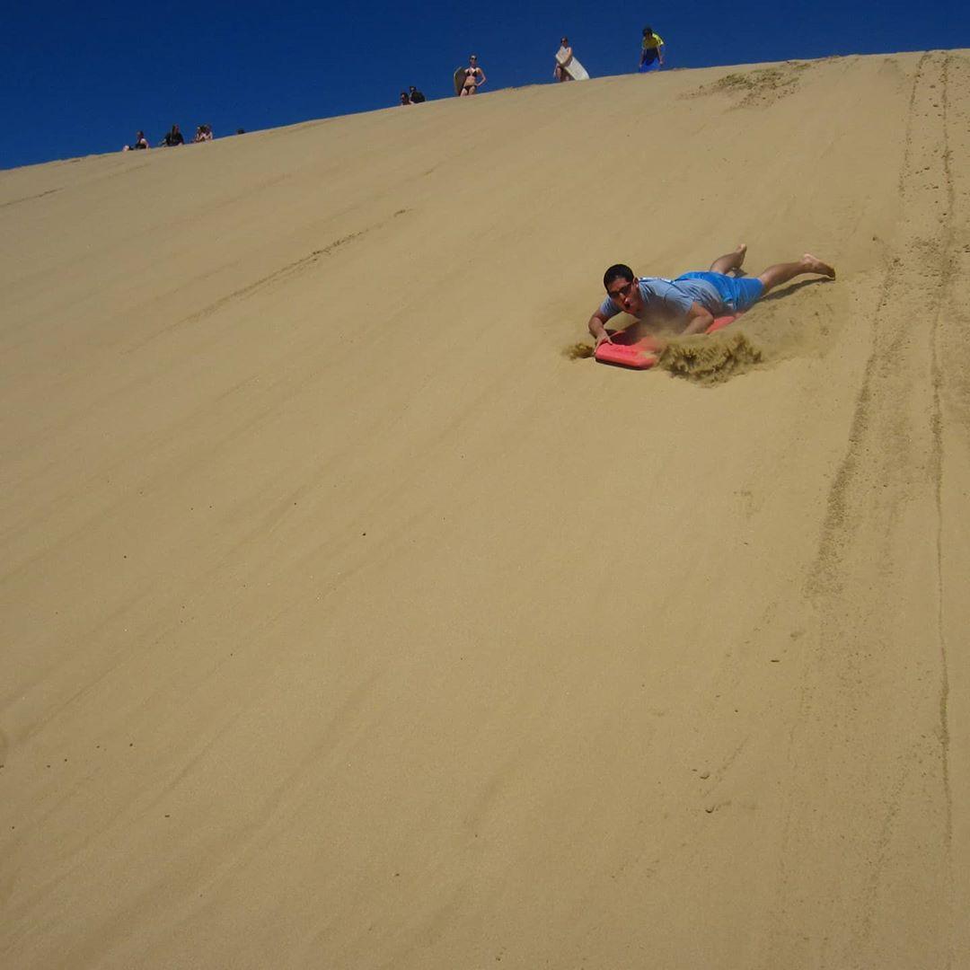 Sand Dunes, Hokianga, New Zealand @jim_engu