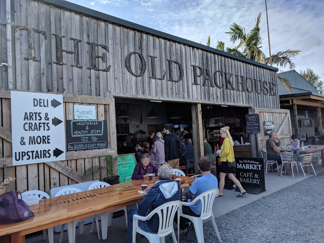 The Old Packhouse Cafe,New Zealand @worldorgs