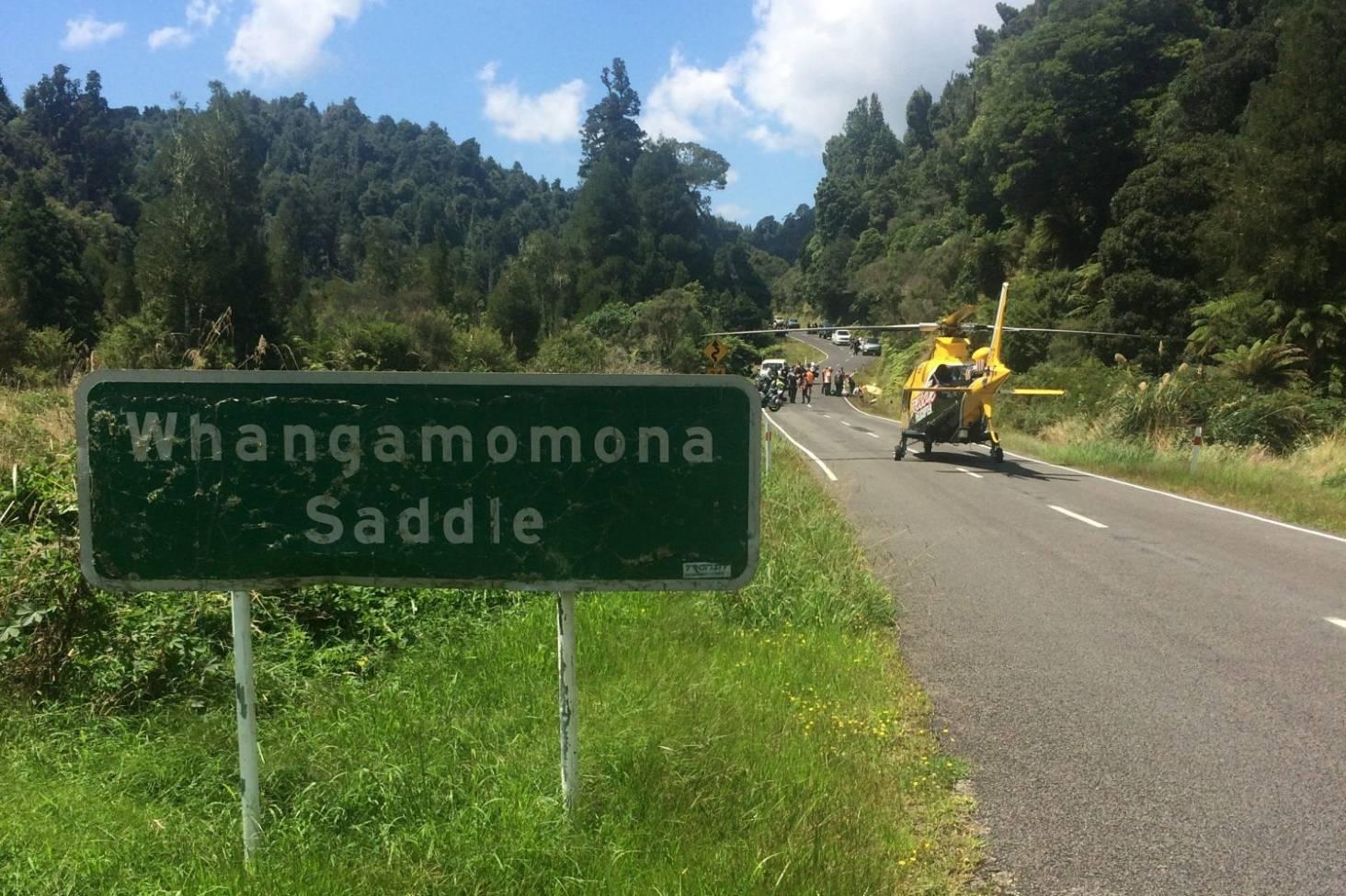 Whangamomona Saddle, New Zealand @stuff