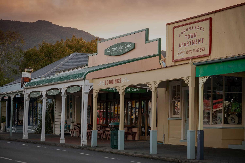 Coromandel town @The Coromandel