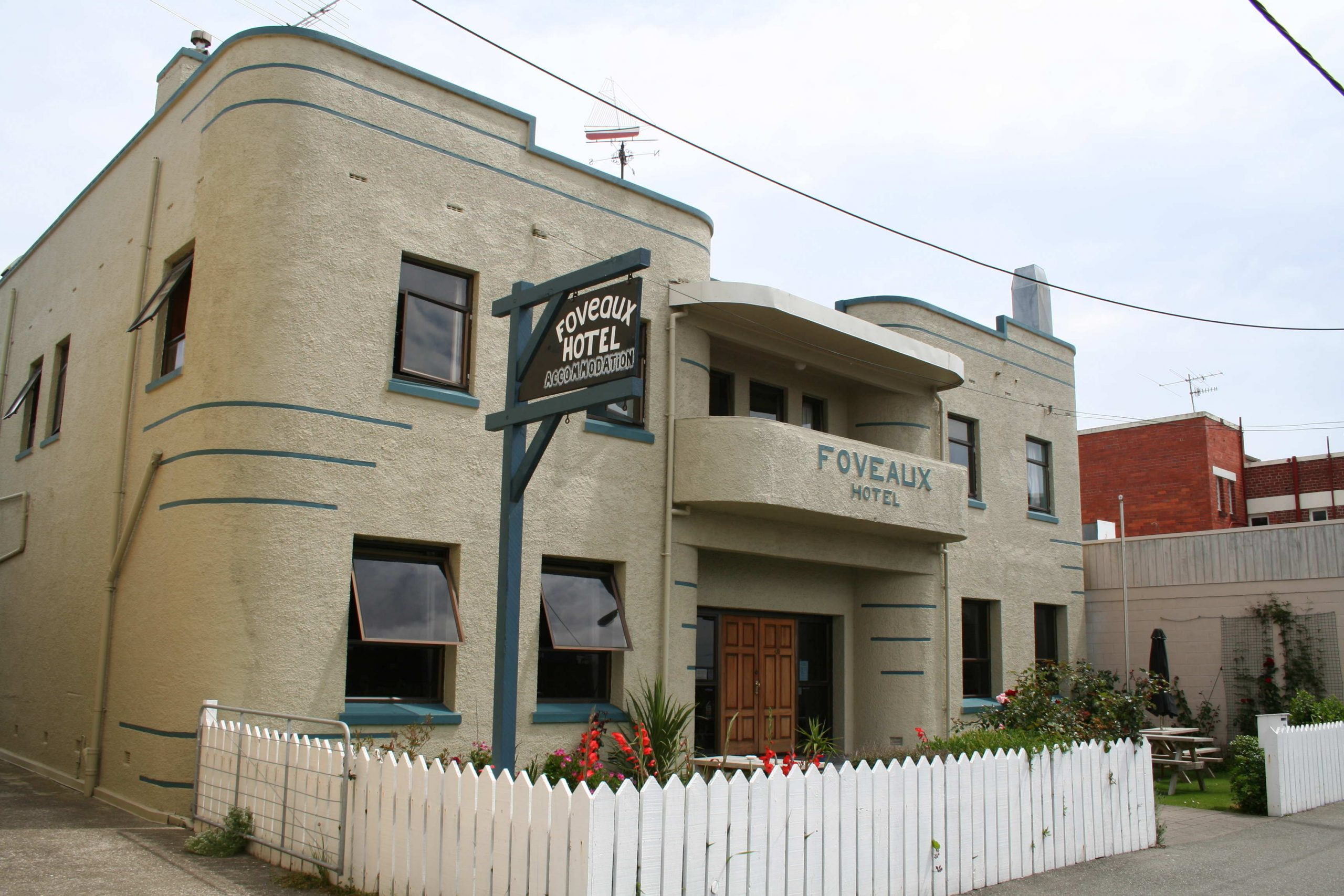 Foveaux Hotel, Bluff,New Zealand @Southland, New Zealand