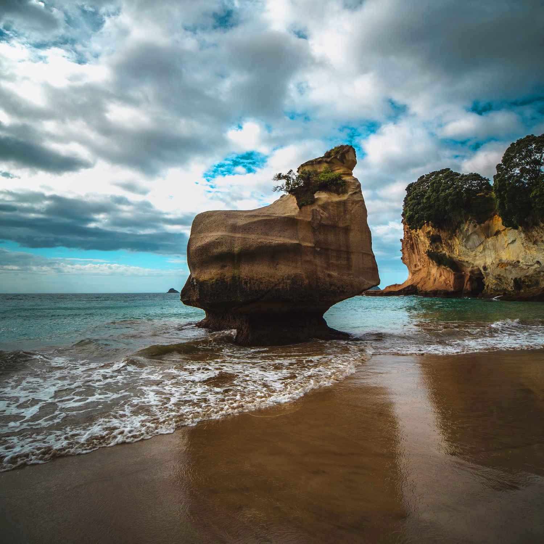 Hahei, New Zealand @Casey Horner