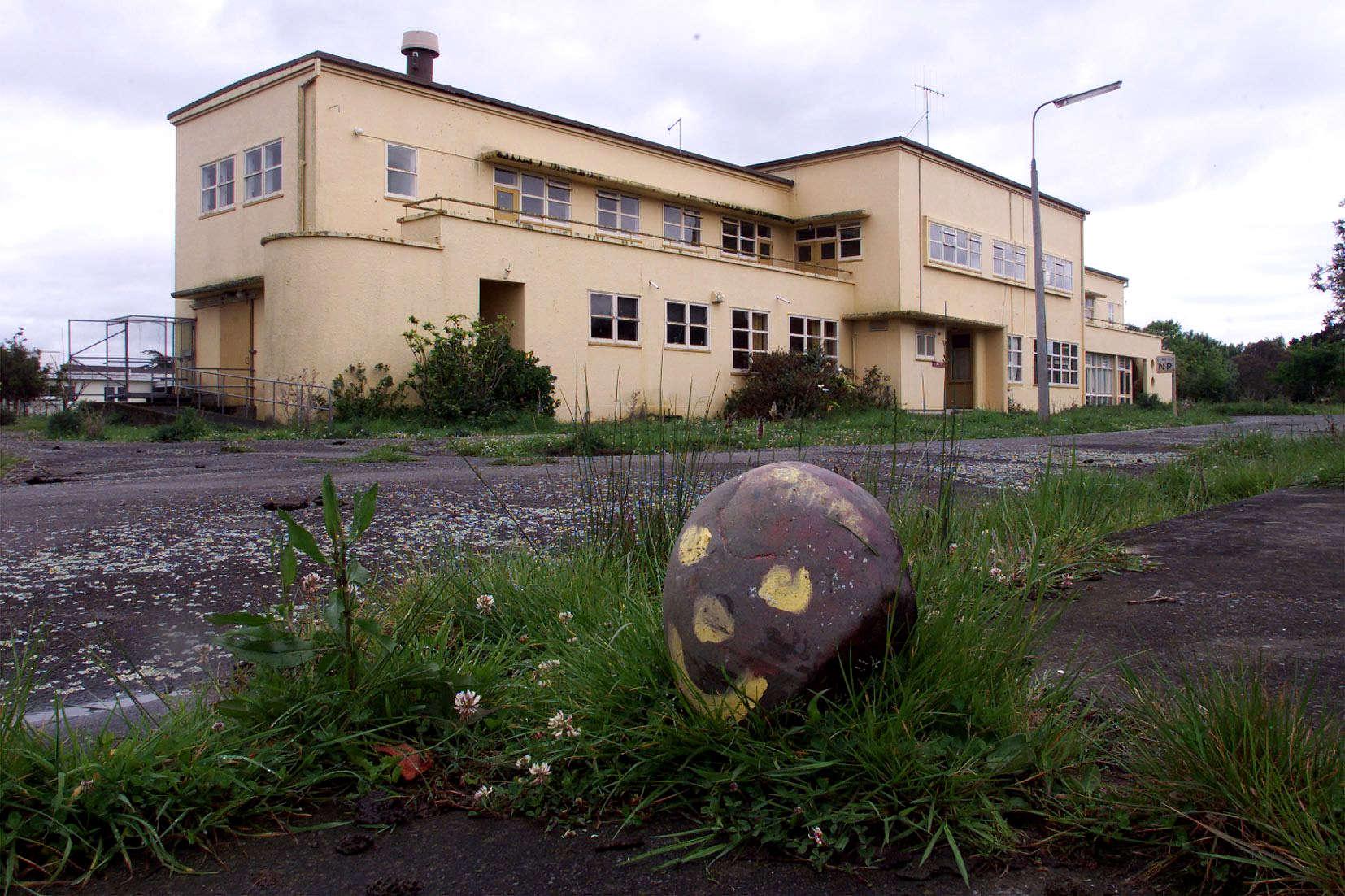 Lake Alice Hospital, Rangitikei,New Zealand @NZ Herald