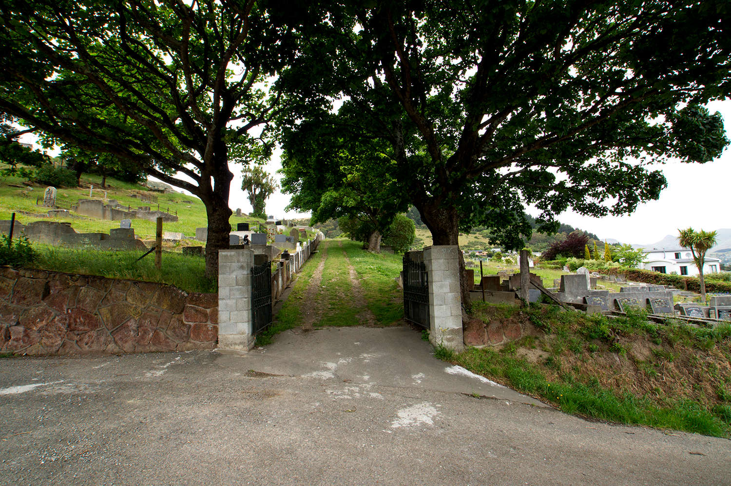 Lyttelton Anglican Cemetery in Lyttelton, Canterbury,New Zealand @Find A Grave Cemetery