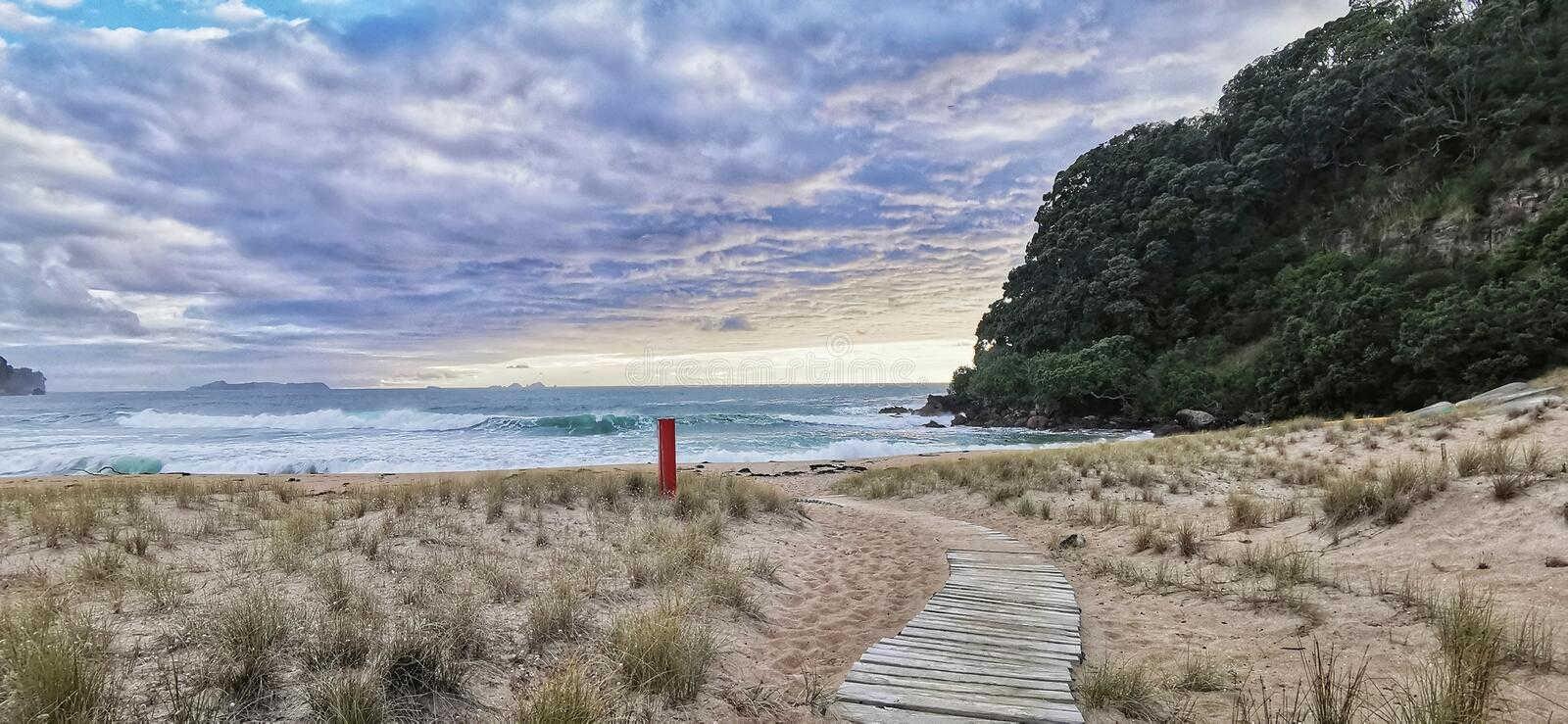 Onemana Beach,New Zealand @Blagov58