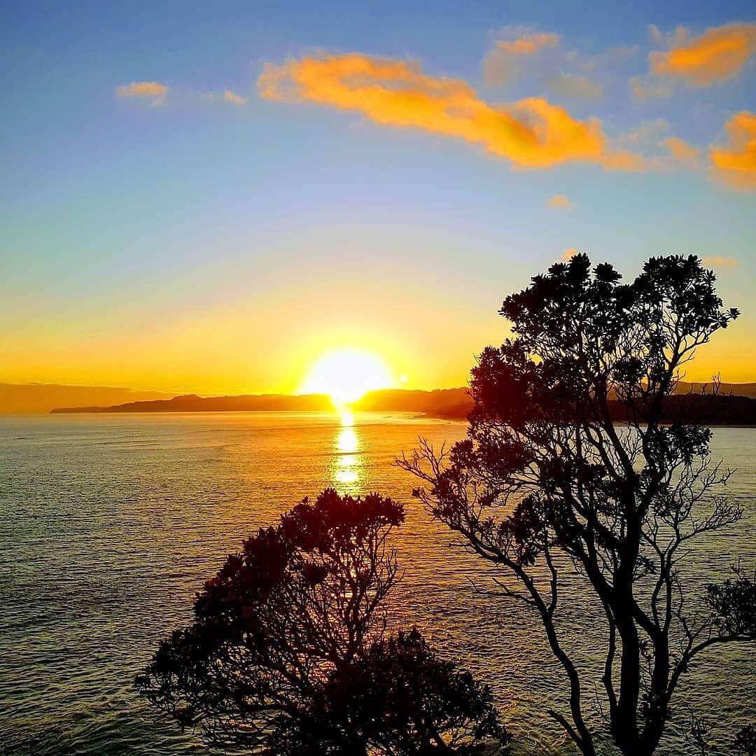 Opera Point Pa (Te Rehutae),Coromandel,New Zealand @codesteps