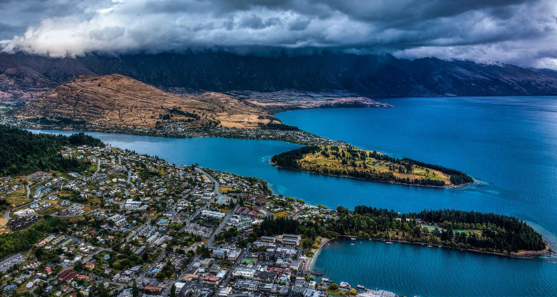 Queenstown,New Zealand @samferrara