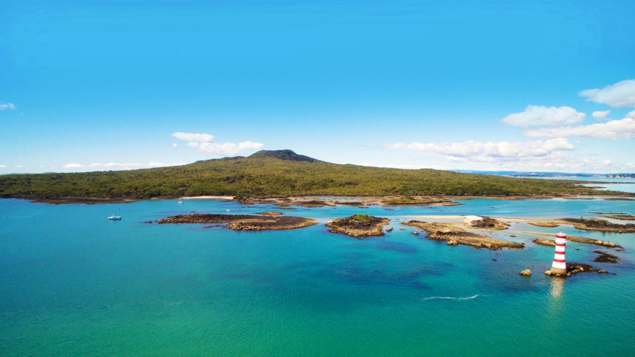 Rangitoto Island, New Zealand @Aucklandnz.com