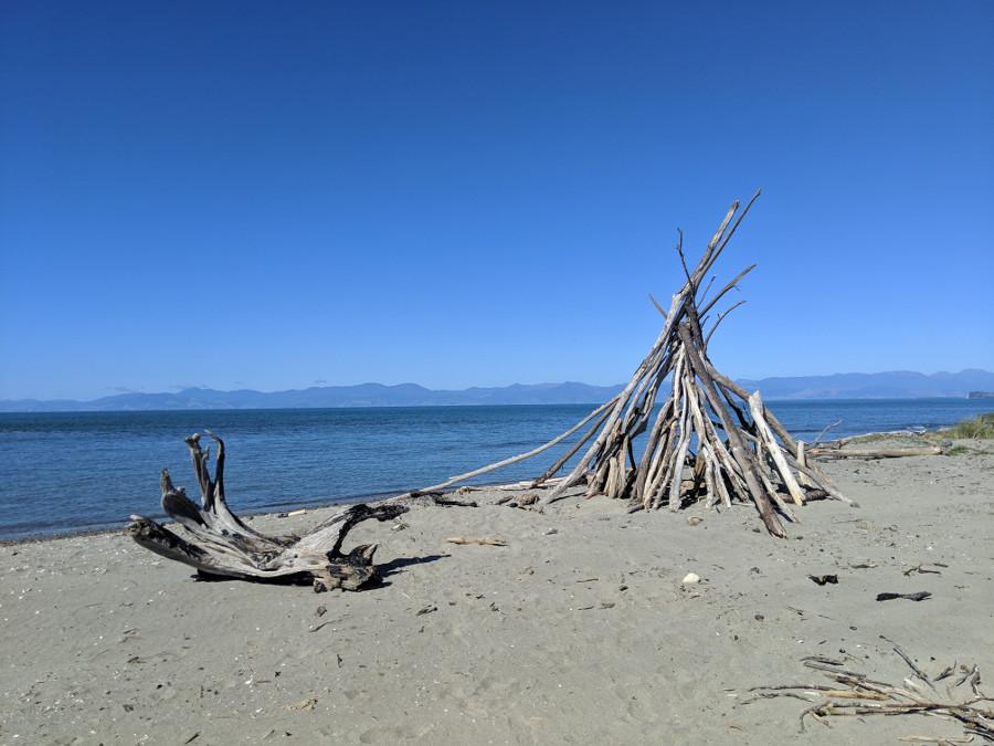 Raumanuka And Motueka Sandspit Scenic Reserve @Reddit