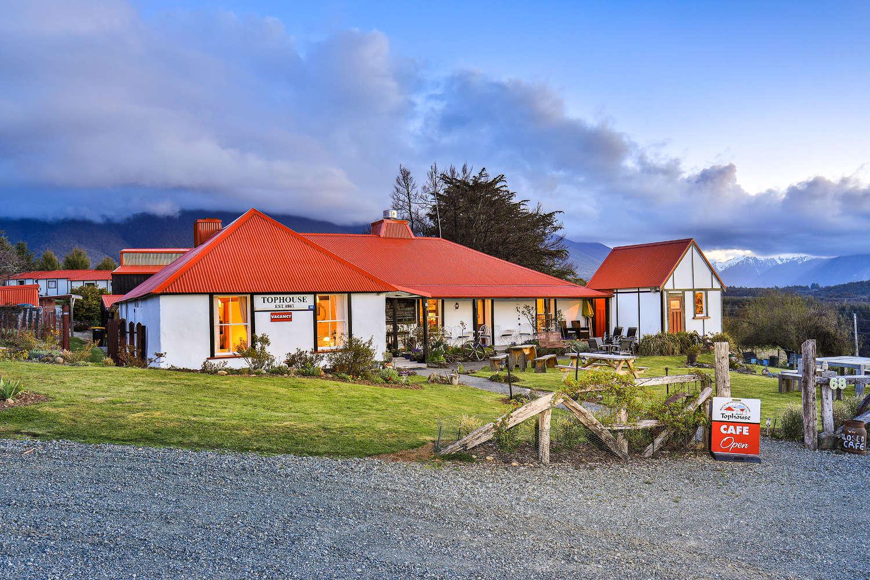 Tophouse Hotel, ST Arnaud,New Zealand @OneRoof