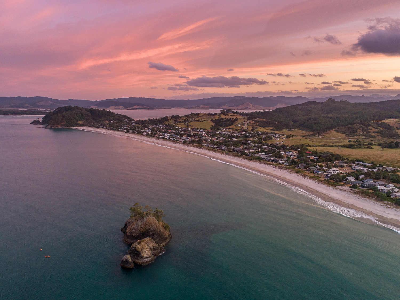 Whangapoua,Coromandel,New Zealand @Skyviewphotography