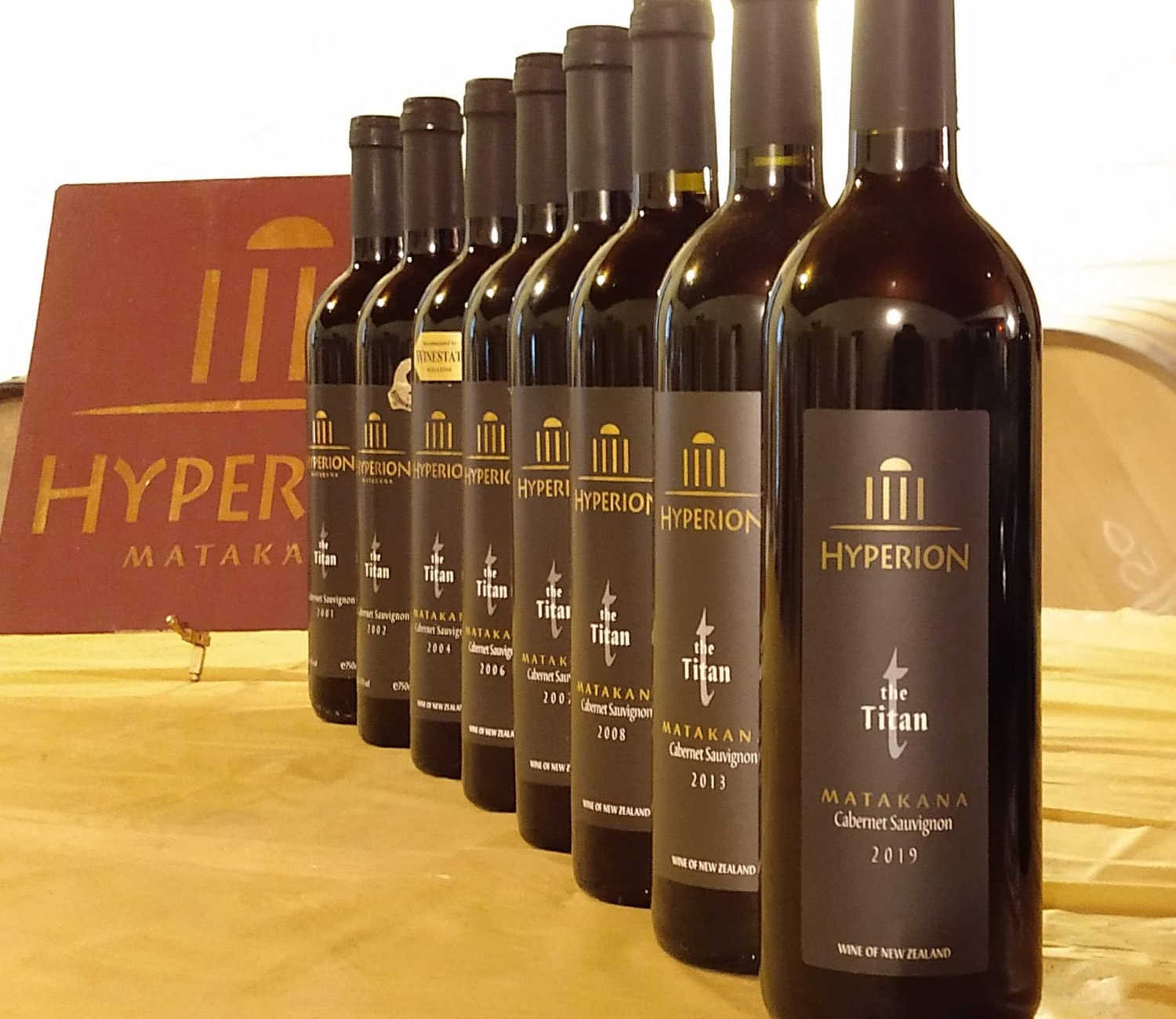 @Hyperion Wines