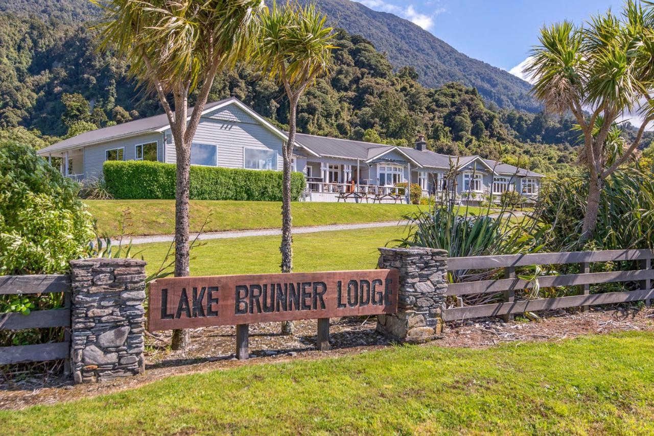 @Lake Brunner Lodge