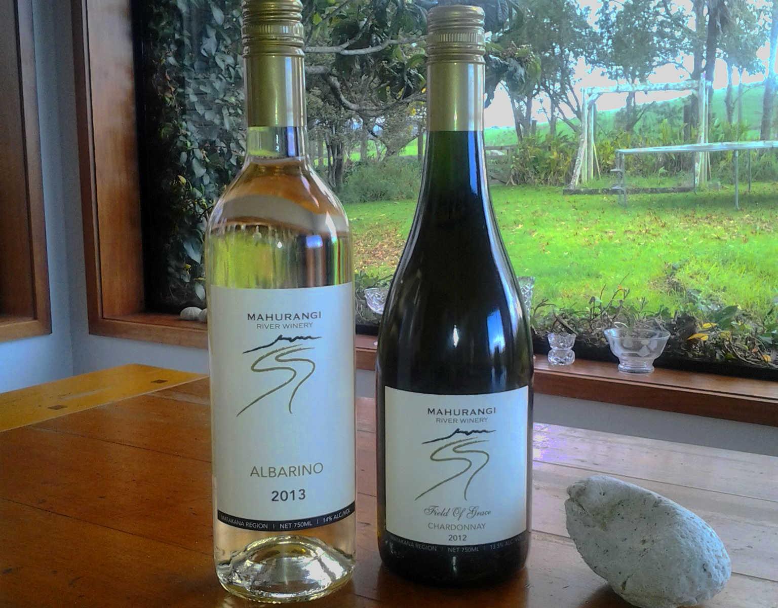 @Mahurangi River Winery