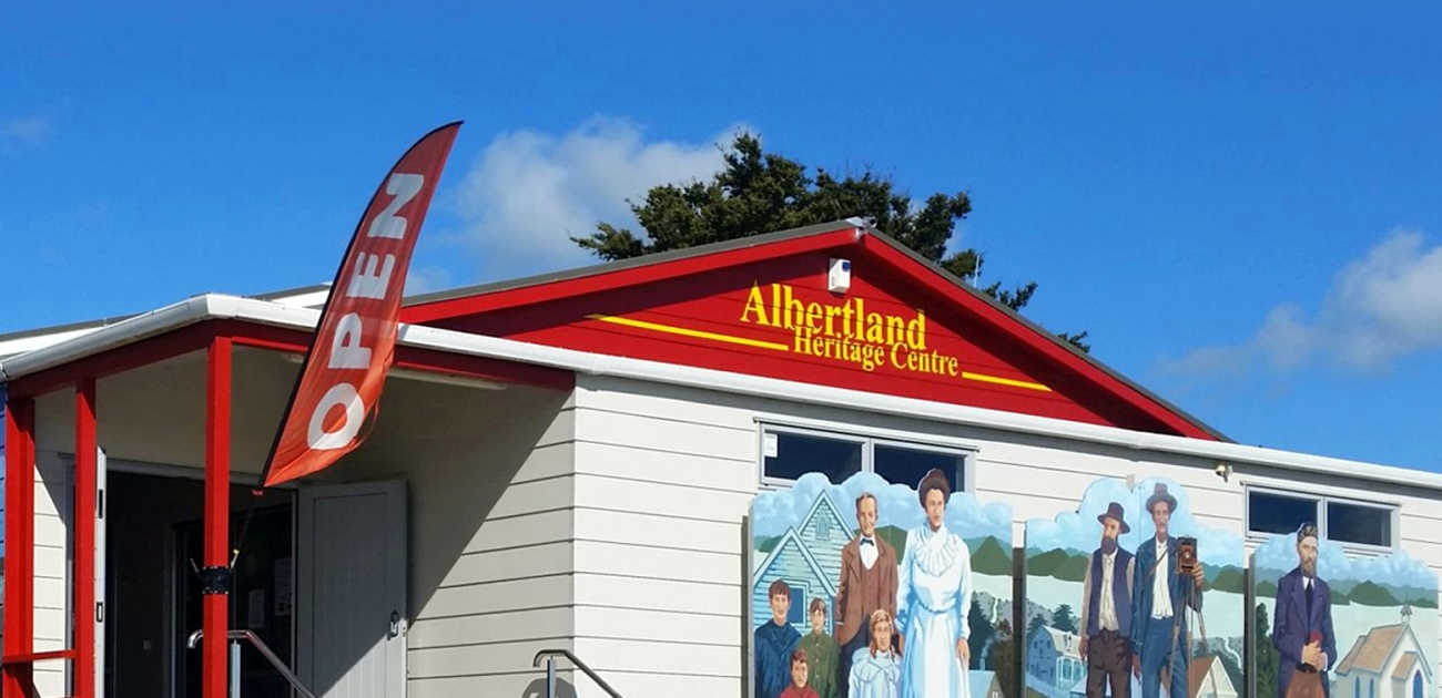 Albertland Heritage Museum, Auckland, New Zealand @Albertlandmuseum