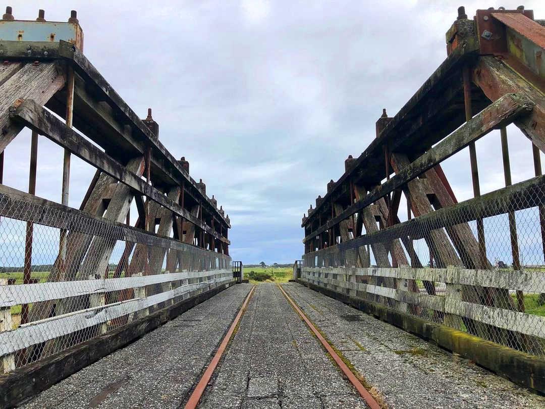 Arahura River Bridge,New Zealand @gali_zhr