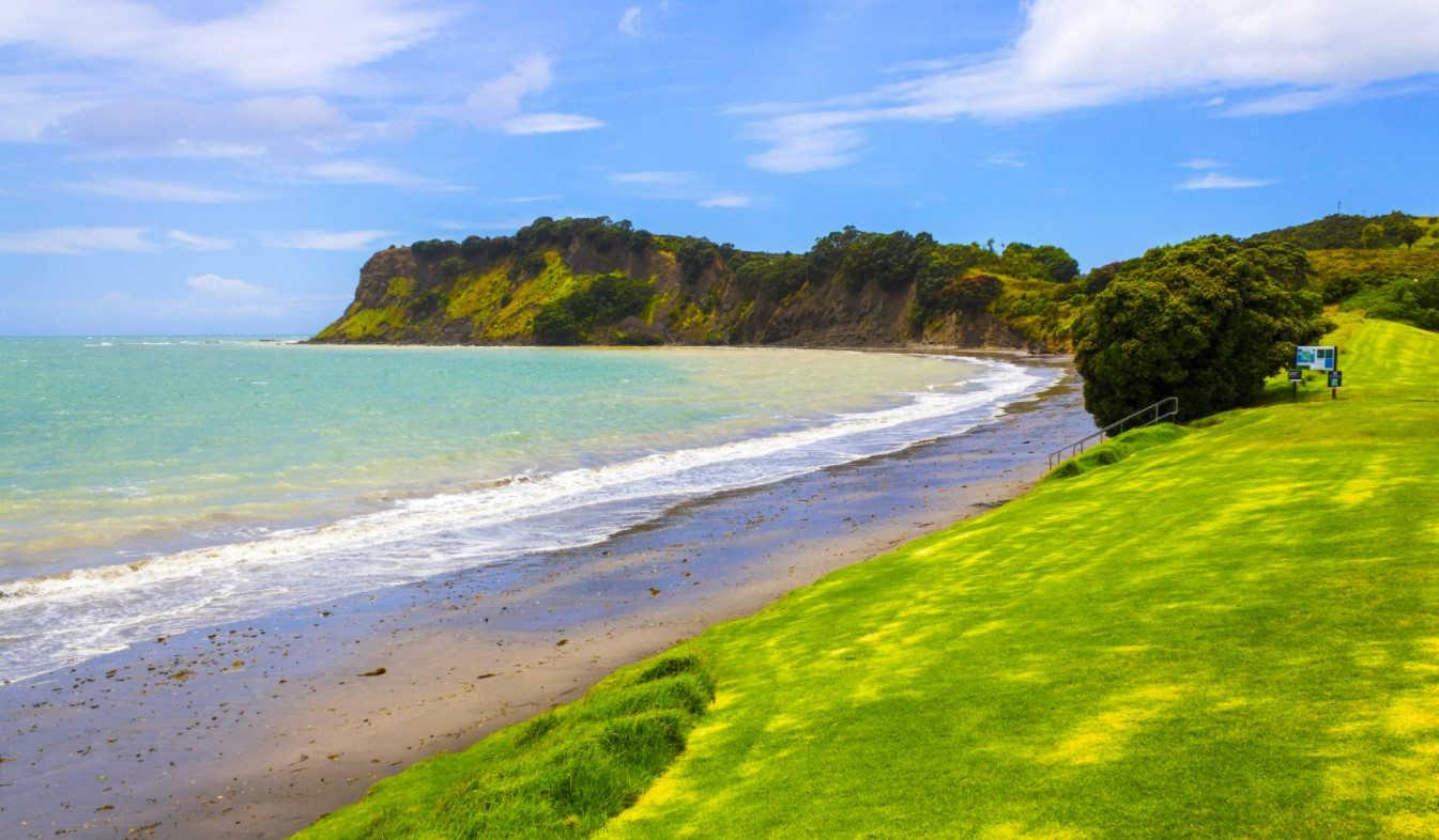 Army Bay,New Zealand @Bookabach