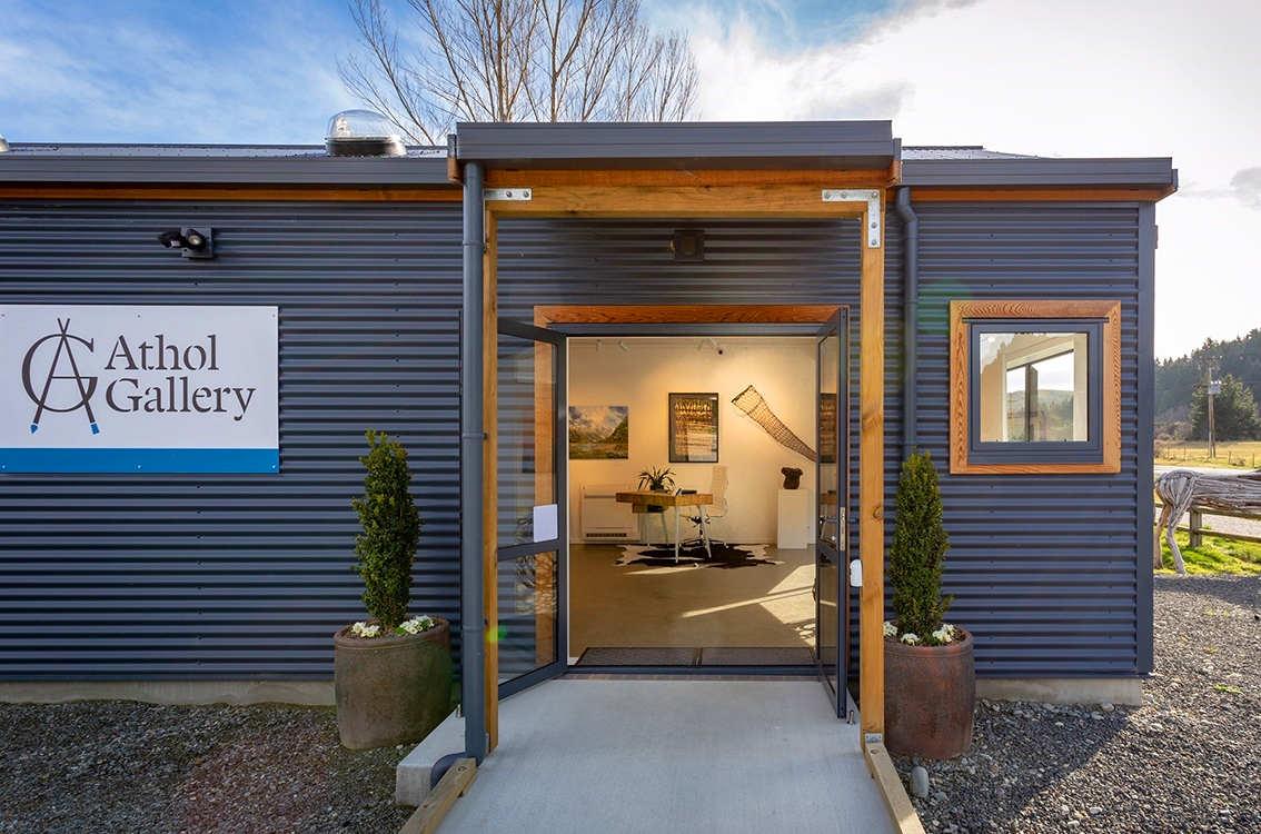 Athol gallery,New Zealand @Around the mountains