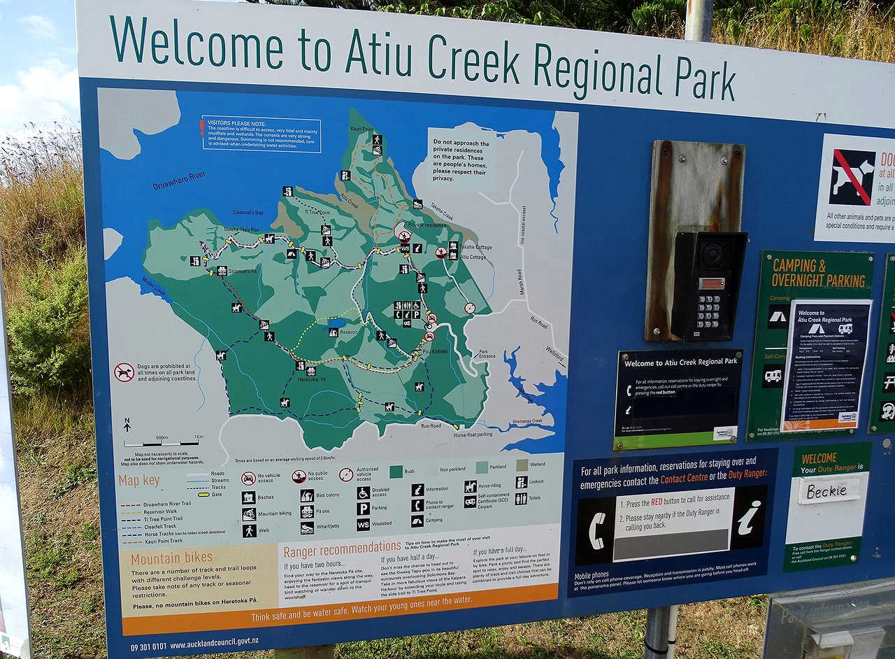 Ātiu Creek Regional Park, Auckland, New Zealand @TripAdvisor