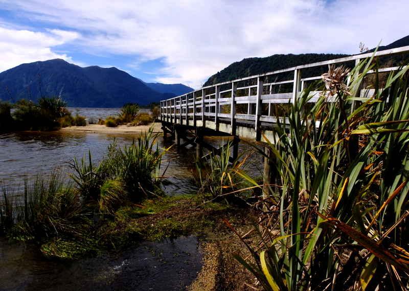 Bain Bay, New Zealand @coastingnz