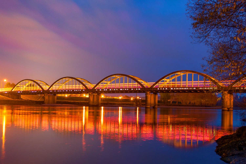 Balclutha bridge @Martin Hayward