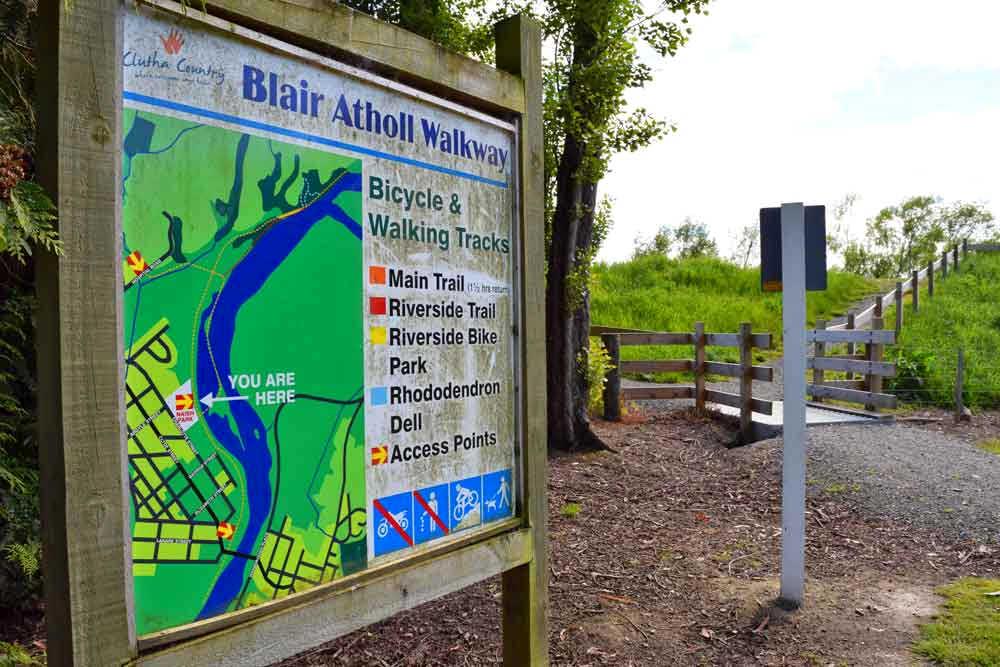 Blair Athol Walkway, Otago, New Zealand @NZ Pocket Guide