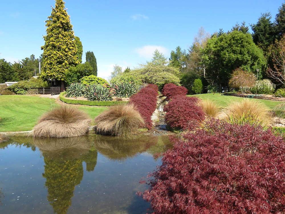 Brookhaven Garden, Lumsden, Otago, New Zealand @Southland Gardens to Visit
