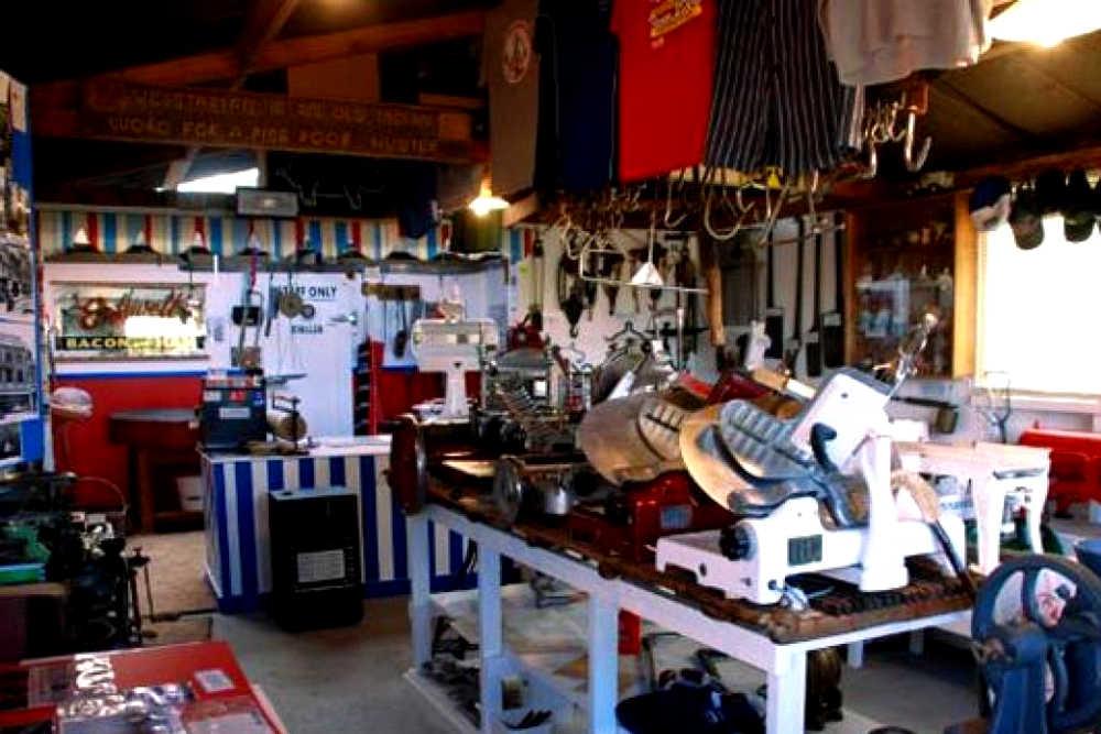 Butchery Museum, Otago, New Zealand @Milton District