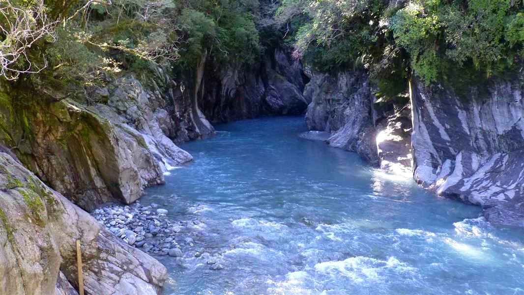 Callery Gorge, New Zealand @Doc
