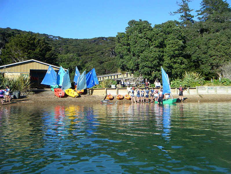 Camp Bentzon, Auckland, New Zealand @CampBentzon