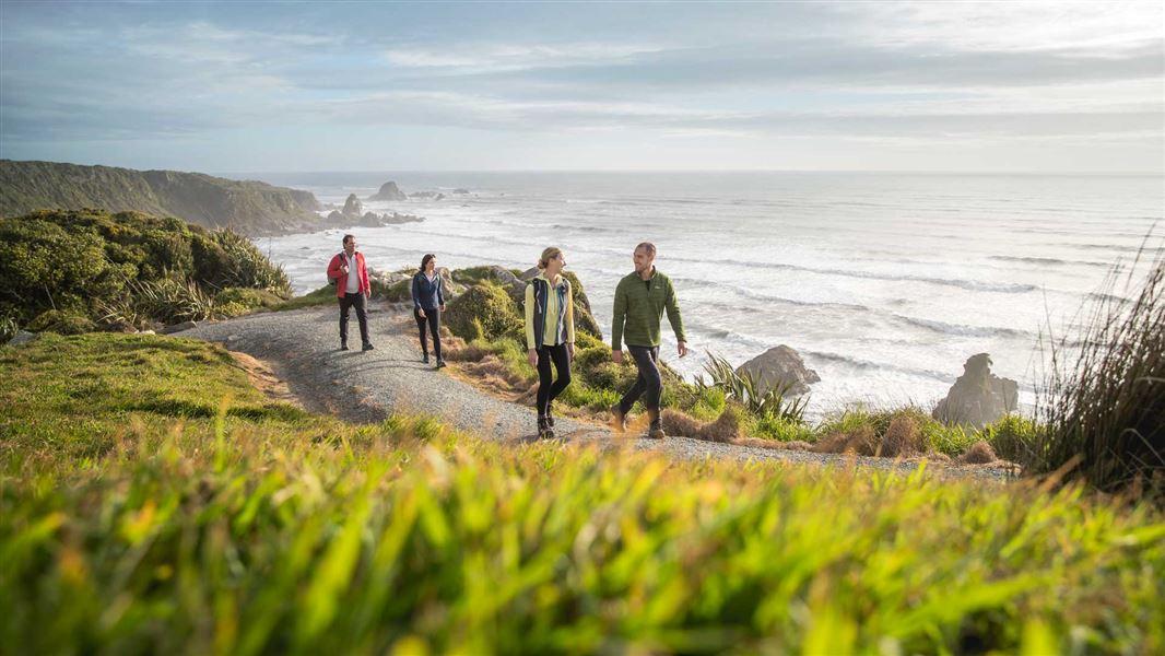 Cape Foulwind Walkway, Westport,New Zealand @Miles Holden