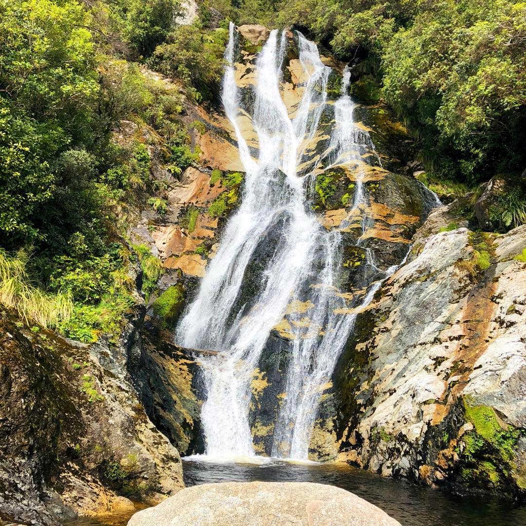 Carew Waterfalls,New Zealand @blondienz56