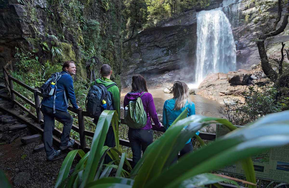 Charming creek, Westport,New Zealand @Miles Holden