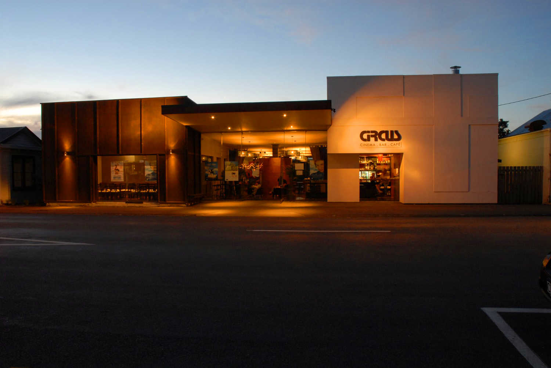 @Circus Cinema, Restaurant & Bar