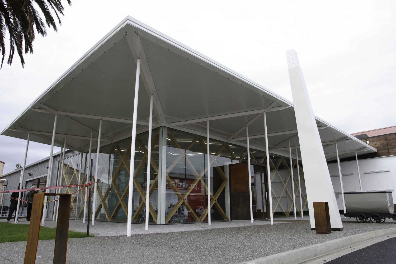 Coaltown Museum, Westport,New Zealand @boon
