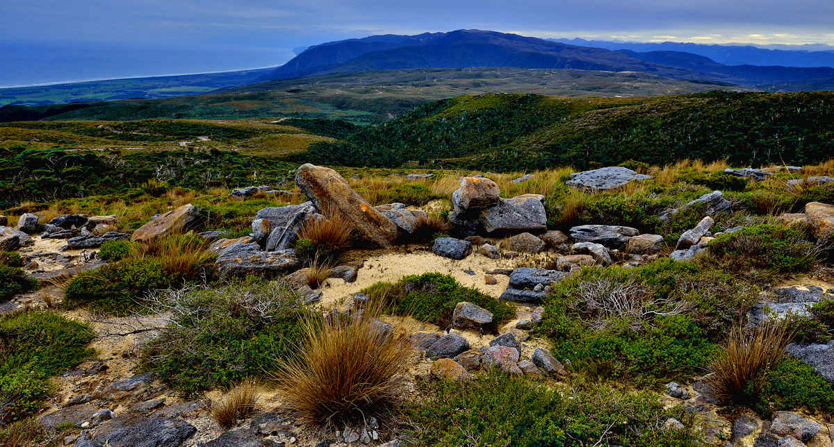 Denniston Plateau, New Zealand @outwest Tours