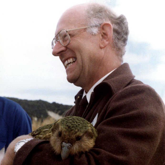 Donald Vincent, Don Merton @Upper Hutt Recollect