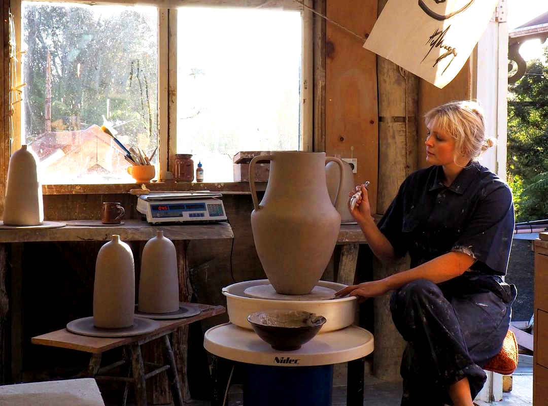 Driving Creek Pottery, New Zealand @Driving Creek Pottery