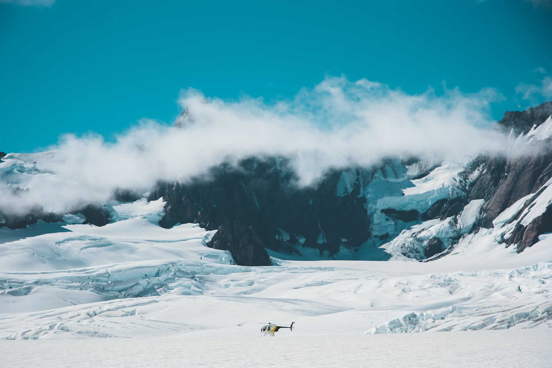Franz Josef Glacier,New Zealand @bellehunt
