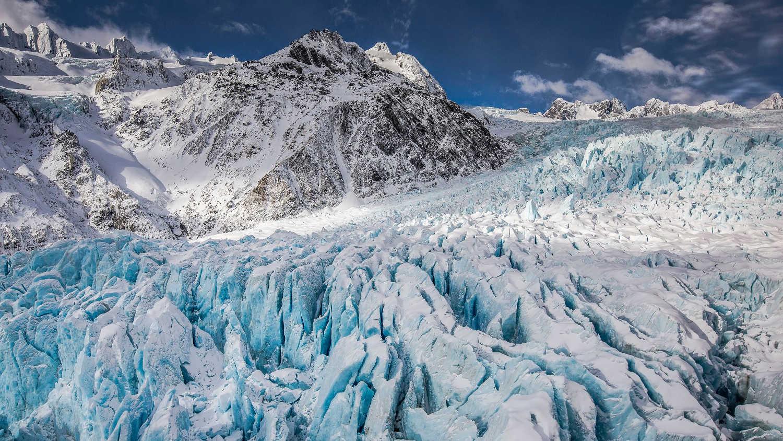 Franz Josef Glacier,New Zealand @TripSavvy