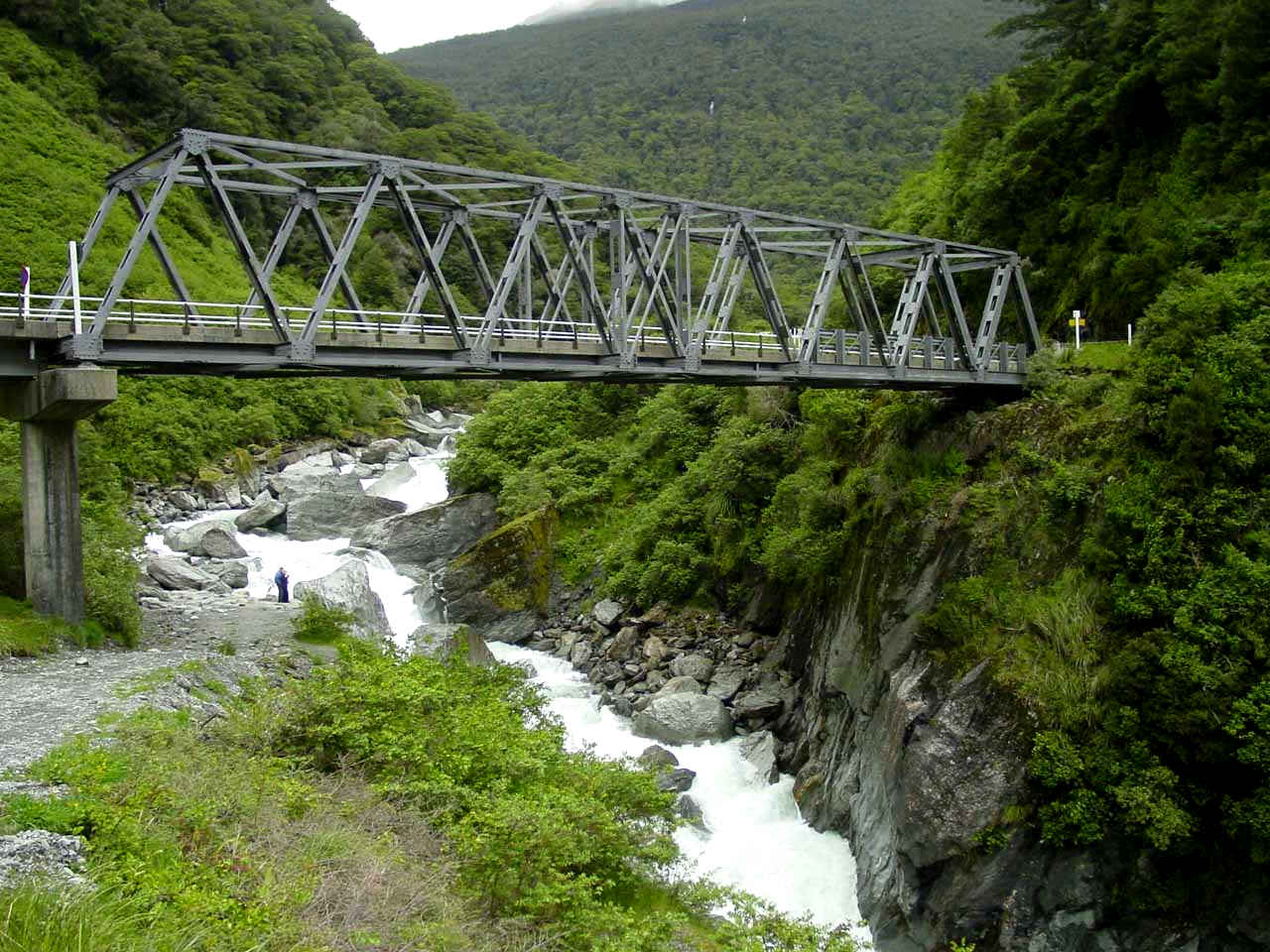 Gates of Haast, New Zealand @World of Waterfalls